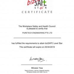 bizSAFE Star Certificate_25-04-2019